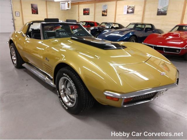 1972 Chevrolet Corvette (CC-1254664) for sale in martinsburg, Pennsylvania