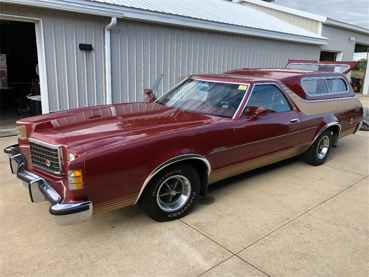 1978 Ford Ranchero (CC-1254665) for sale in Fremont, Michigan