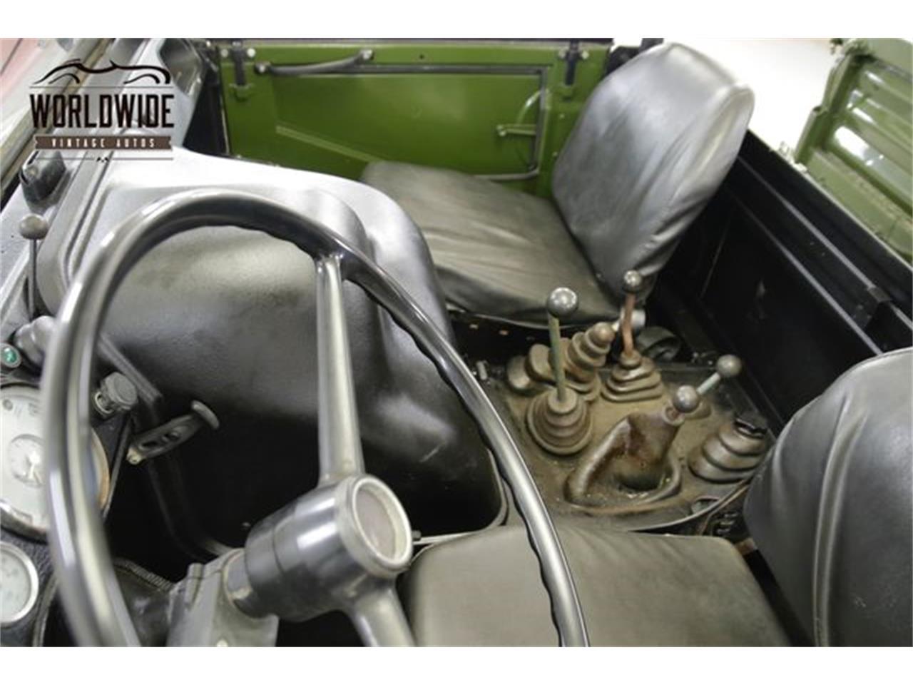 1979 Mercedes-Benz Unimog (CC-1254706) for sale in Denver , Colorado