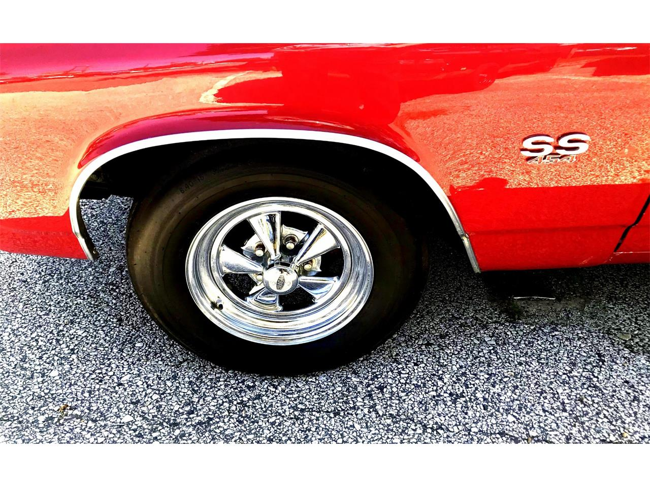 1969 Chevrolet Chevelle SS (CC-1254707) for sale in Stratford, New Jersey