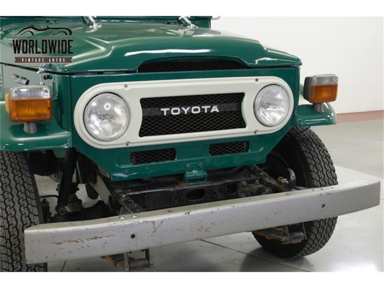 1977 Toyota Land Cruiser FJ (CC-1254714) for sale in Denver , Colorado