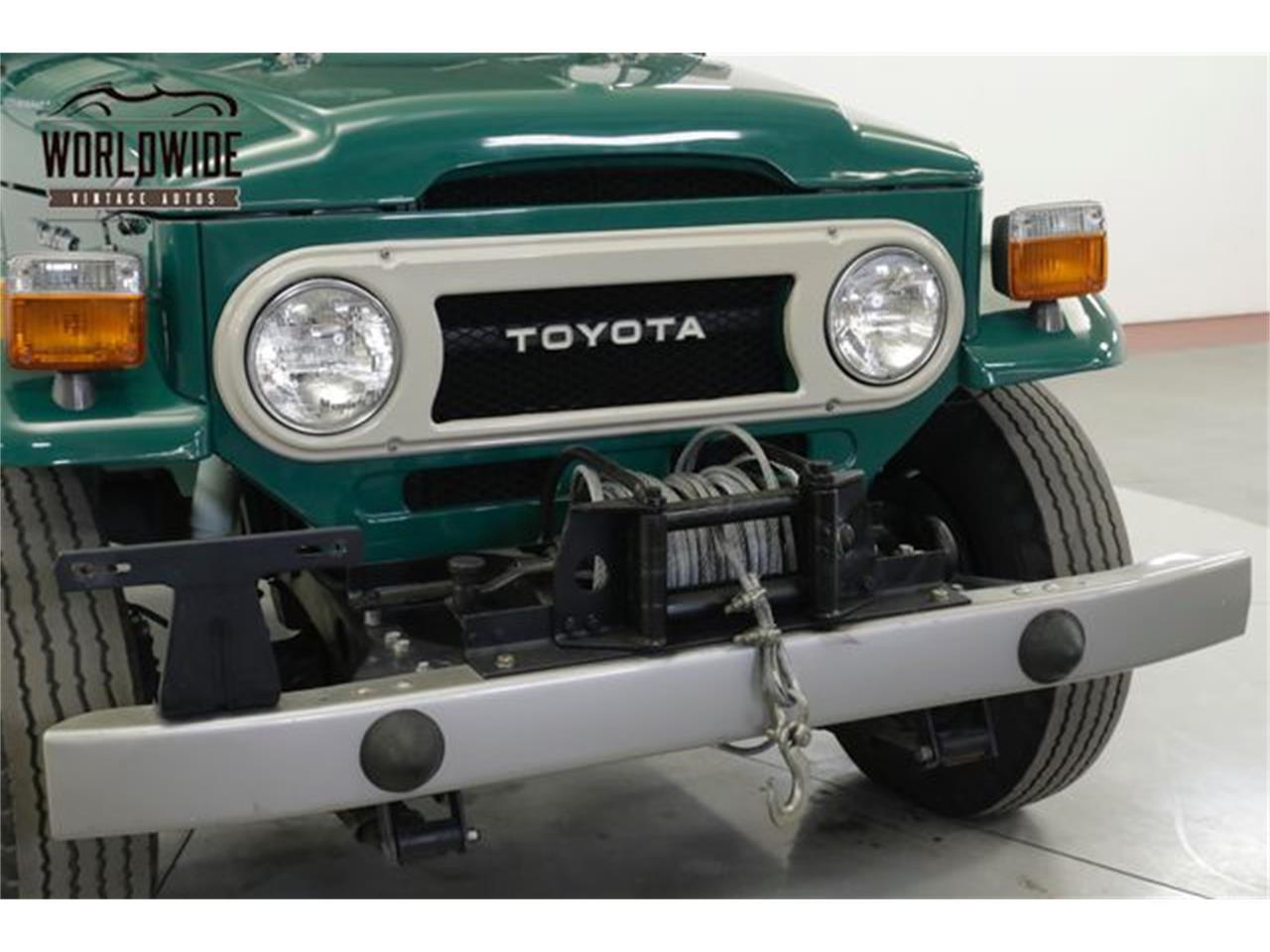 1978 Toyota Land Cruiser FJ (CC-1254717) for sale in Denver , Colorado