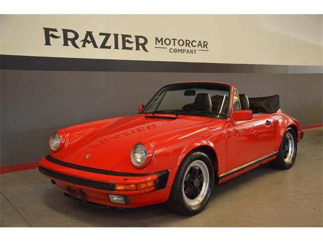 1986 Porsche 911 (CC-1254835) for sale in Lebanon, Tennessee
