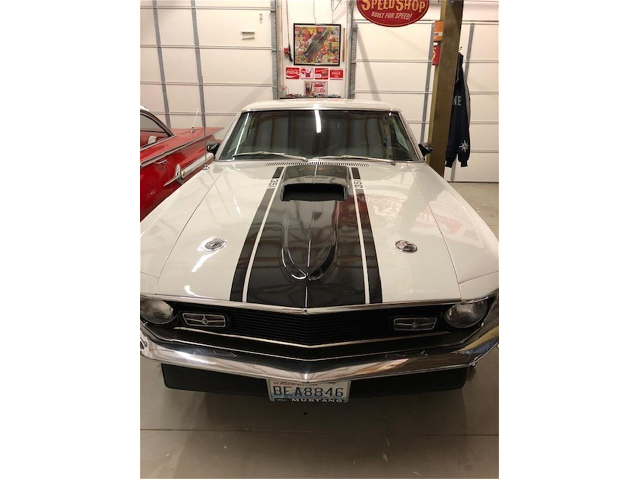1970 Ford Mustang Mach 1 (CC-1254892) for sale in Othello, Washington
