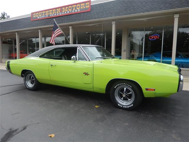 1970 Dodge Charger (CC-1254906) for sale in Clarkston, Michigan