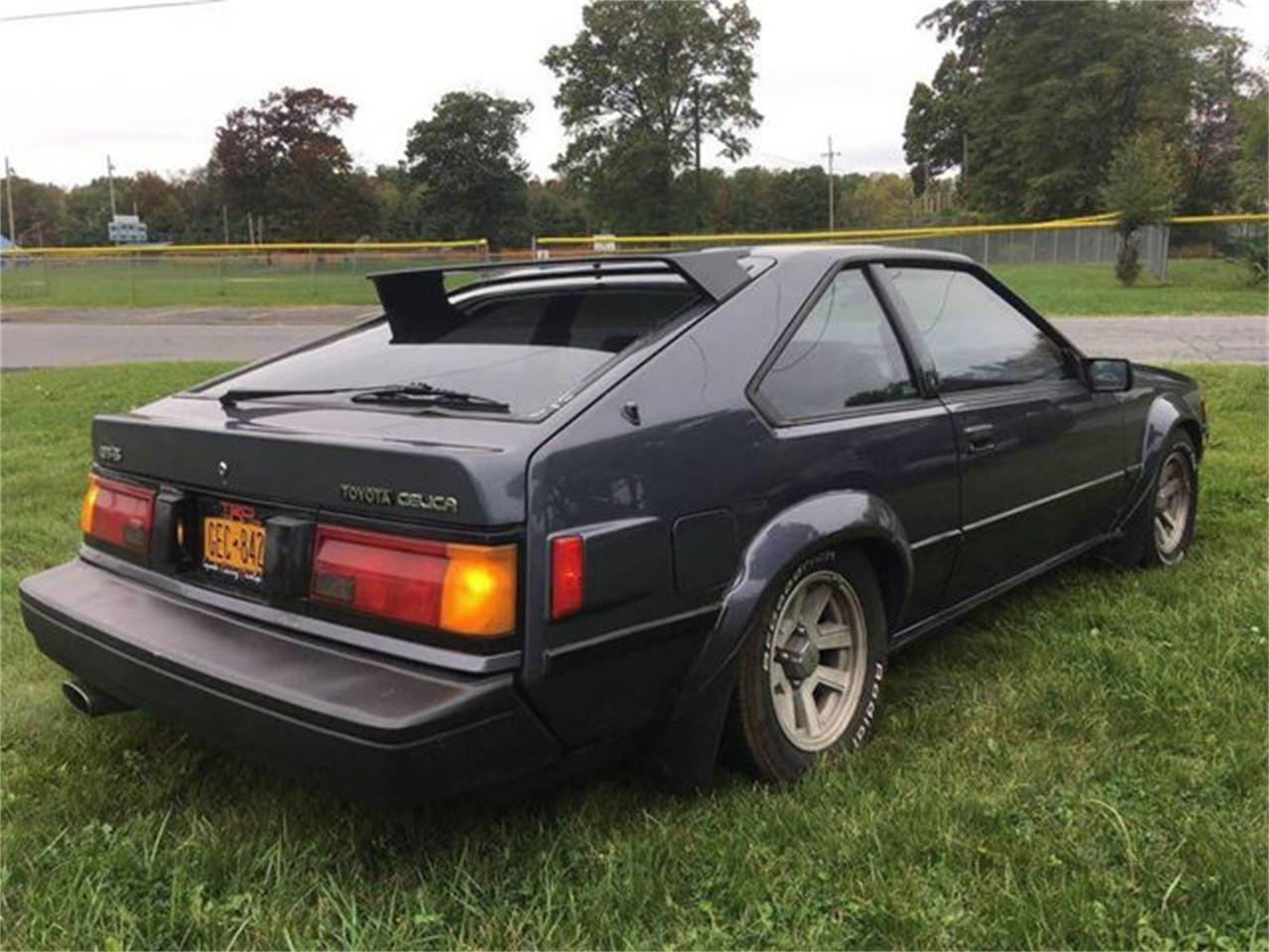 1985 Toyota Celica (CC-1254917) for sale in Long Island, New York