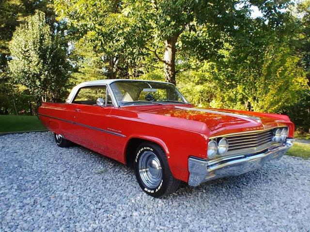 1963 Oldsmobile Dynamic 88 (CC-1254922) for sale in Long Island, New York