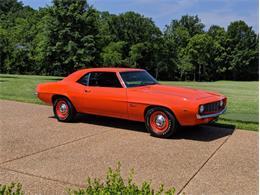 1969 Chevrolet Camaro (CC-1250496) for sale in Greensboro, North Carolina