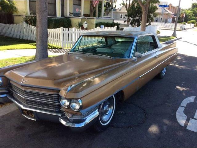 1963 Cadillac DeVille (CC-1254960) for sale in Long Island, New York