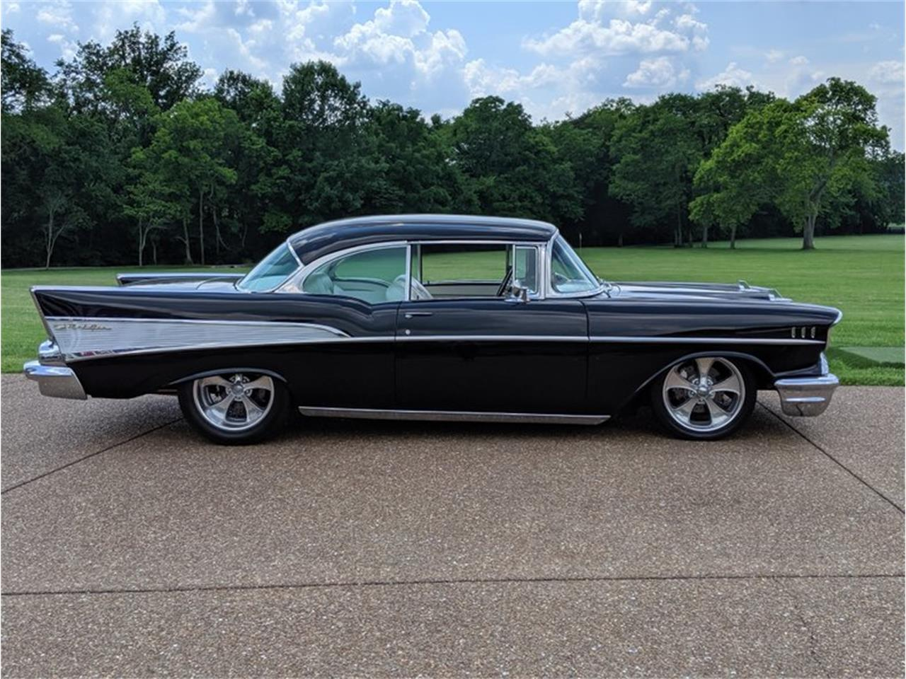 1957 Chevrolet Bel Air (CC-1250497) for sale in Greensboro, North Carolina