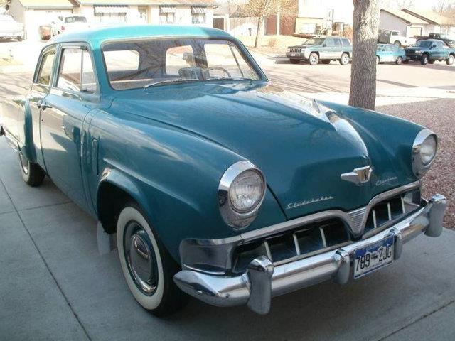 1952 Studebaker Champion (CC-1254972) for sale in Long Island, New York