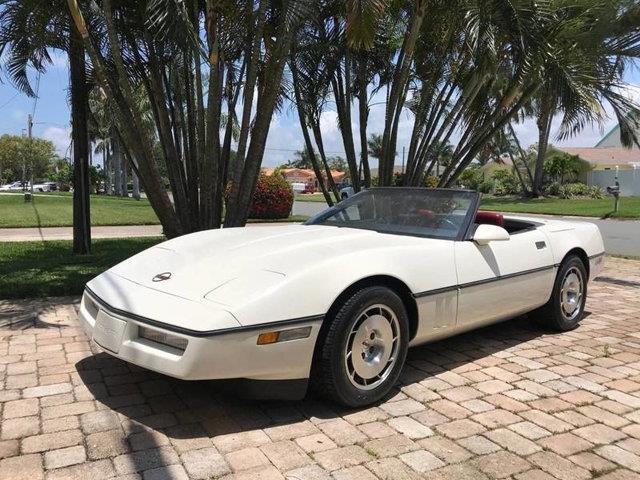 1987 Chevrolet Corvette (CC-1254975) for sale in Long Island, New York