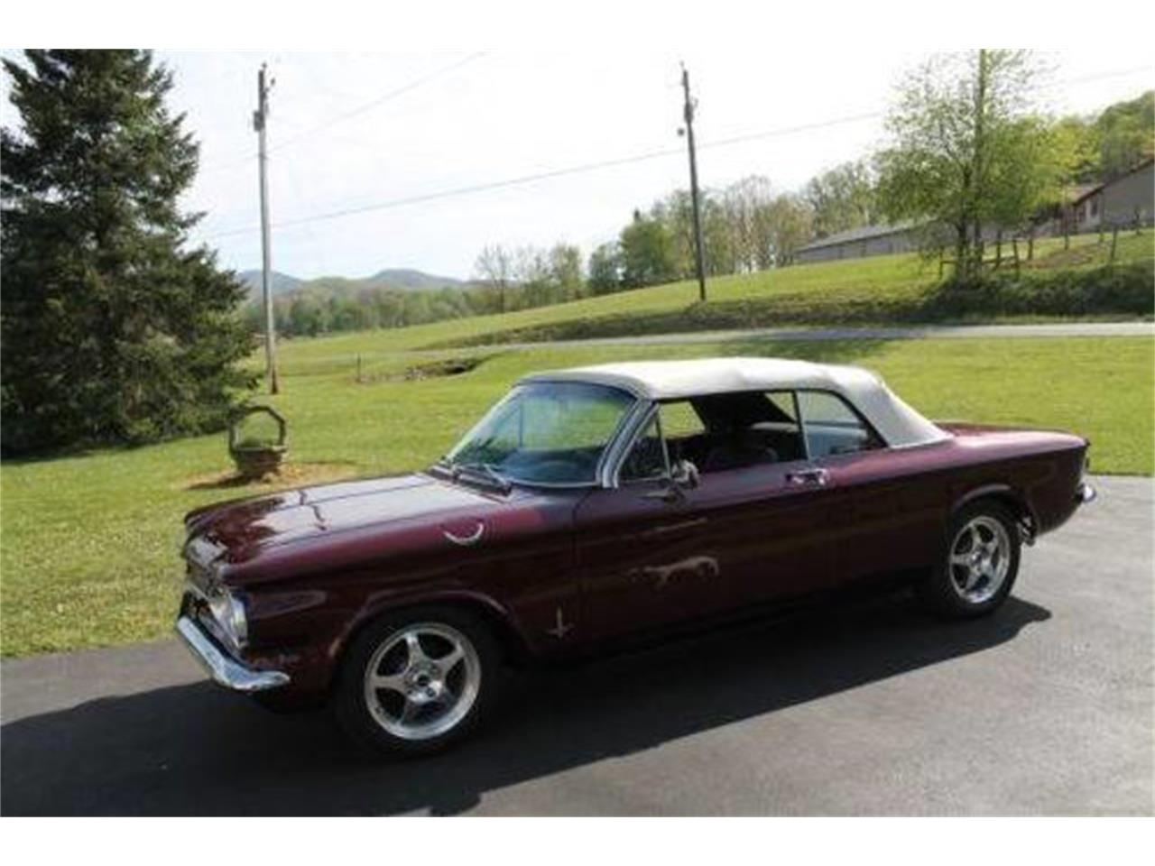 1963 Chevrolet Corvair (CC-1255000) for sale in Long Island, New York