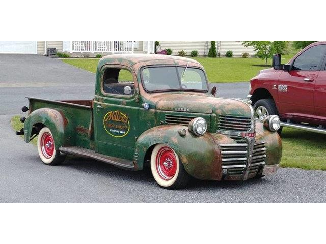 1946 Dodge Pickup (CC-1255001) for sale in Long Island, New York