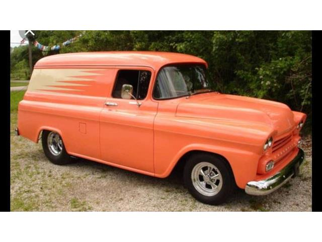 1958 Chevrolet Panel Truck (CC-1255015) for sale in Long Island, New York