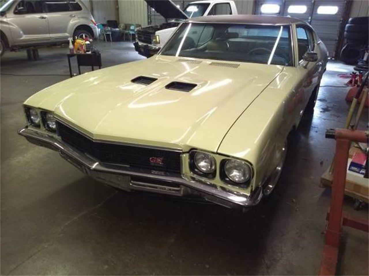1972 Buick Gran Sport (CC-1255028) for sale in Long Island, New York