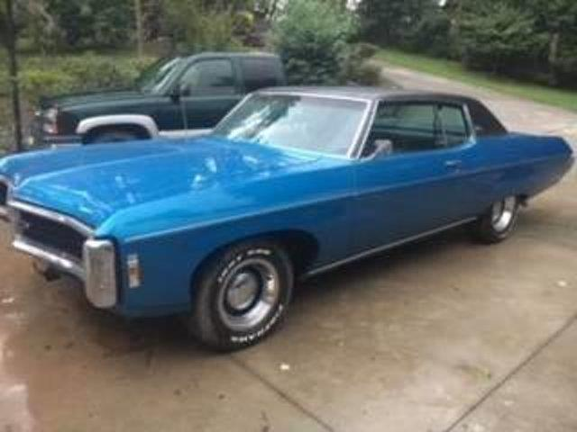 1969 Chevrolet Impala (CC-1255031) for sale in Long Island, New York