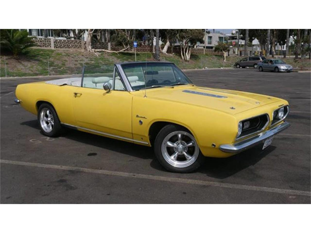 1968 Plymouth Barracuda (CC-1255038) for sale in Long Island, New York