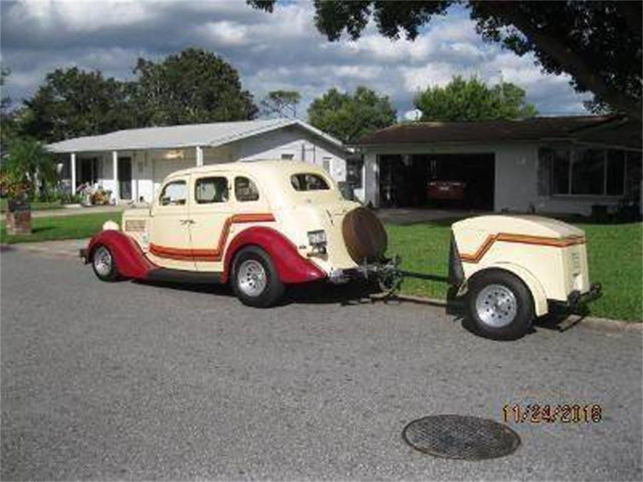 1935 Ford Tudor (CC-1255042) for sale in Long Island, New York