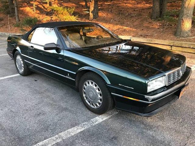 1993 Cadillac DeVille (CC-1255045) for sale in Long Island, New York