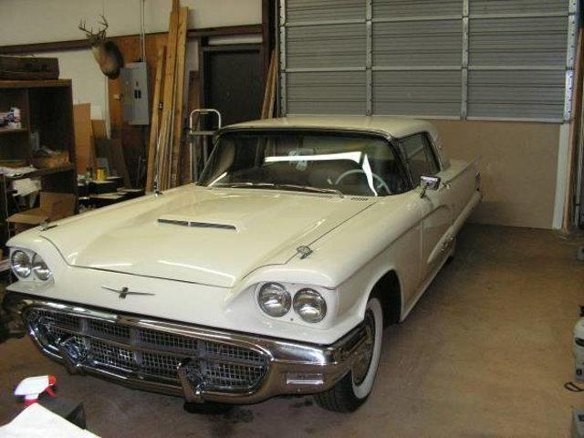 1960 Ford Thunderbird (CC-1255048) for sale in Long Island, New York