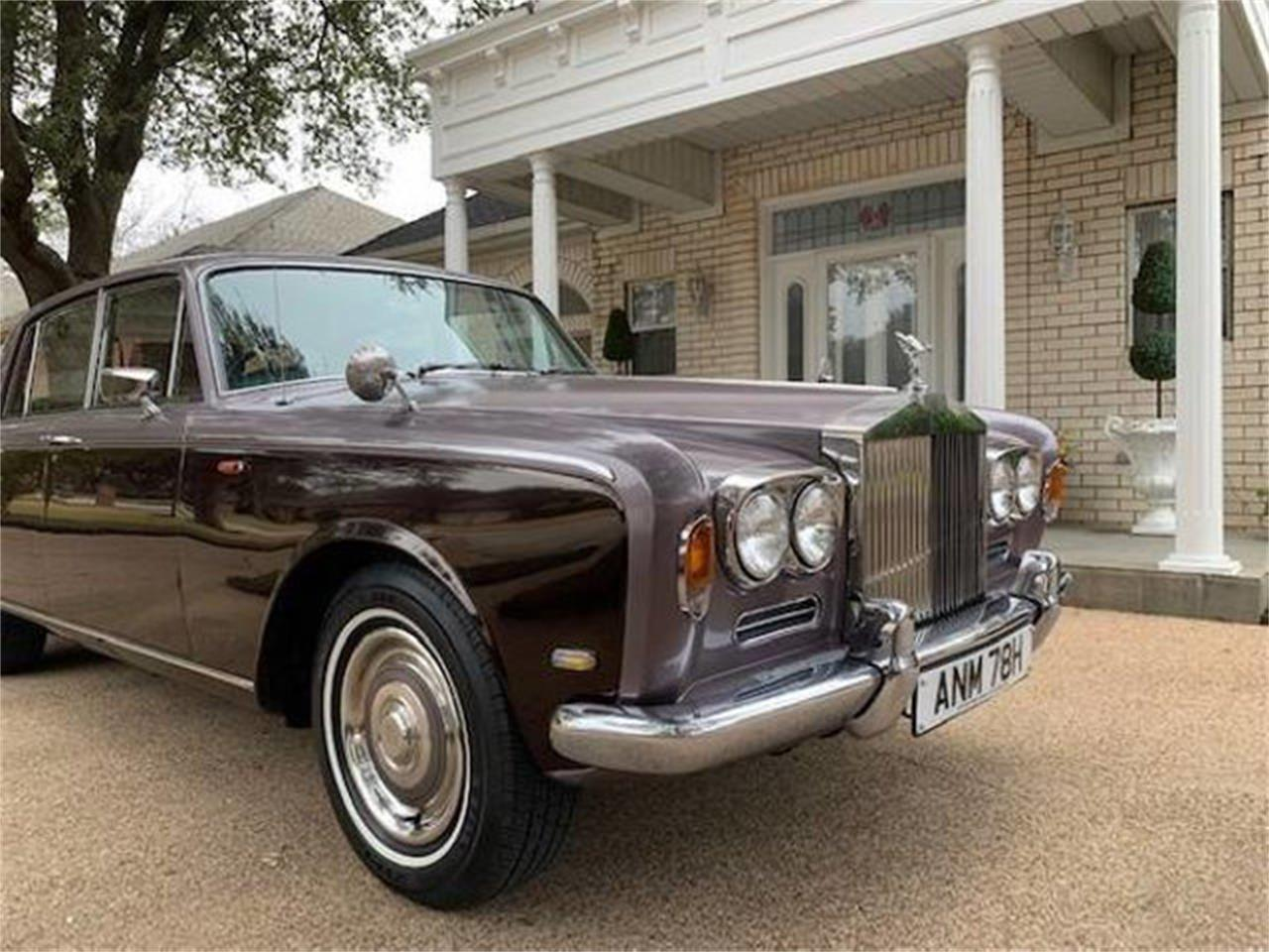 1969 Rolls-Royce Silver Shadow (CC-1255062) for sale in Long Island, New York