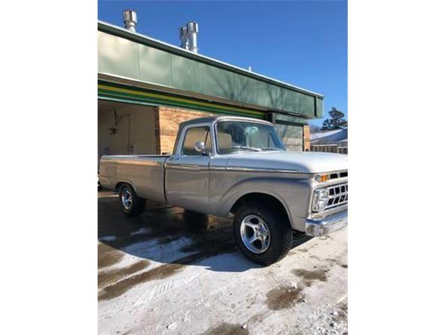 1965 Ford F100 (CC-1255082) for sale in Long Island, New York