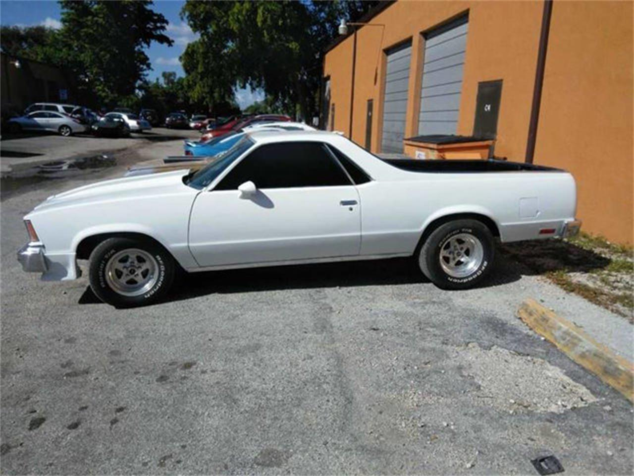 1979 Chevrolet El Camino (CC-1255089) for sale in Long Island, New York