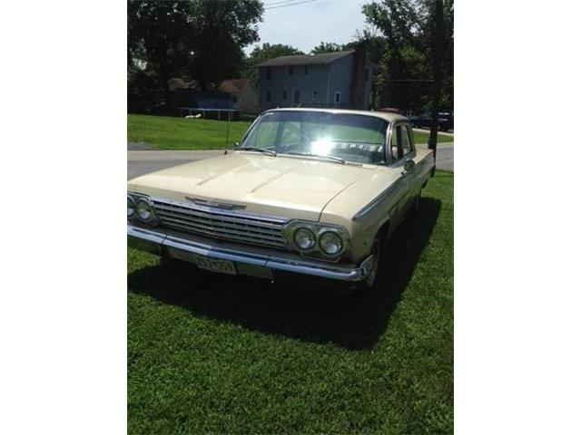 1962 Chevrolet Bel Air (CC-1255125) for sale in Long Island, New York