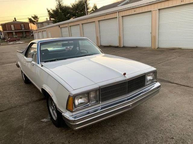 1980 Chevrolet El Camino (CC-1255161) for sale in Long Island, New York