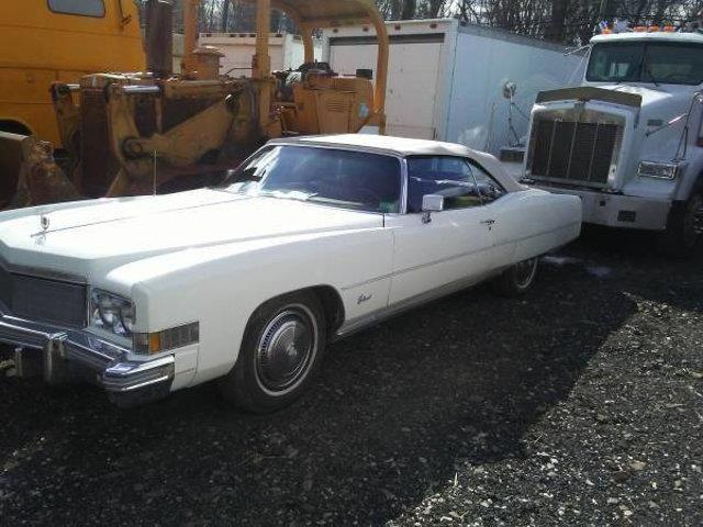 1974 Cadillac Eldorado (CC-1255179) for sale in Long Island, New York