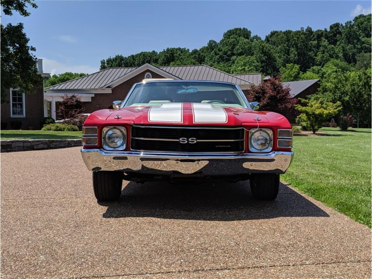 1971 Chevrolet Chevelle (CC-1250520) for sale in Greensboro, North Carolina