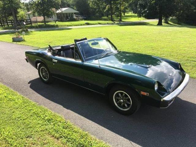 1974 Jensen-Healey Healey Roadster