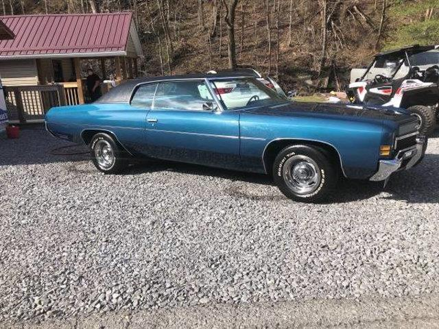 1972 Chevrolet Impala (CC-1255207) for sale in Long Island, New York