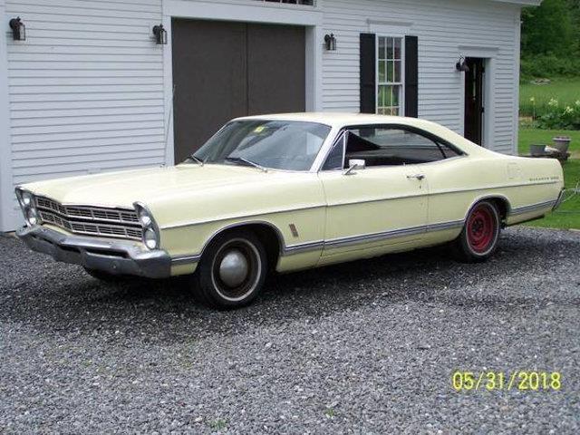 1967 Ford Galaxie (CC-1255209) for sale in Long Island, New York