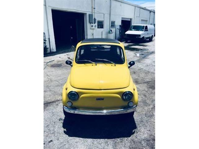 1974 Fiat 500L (CC-1255216) for sale in Long Island, New York