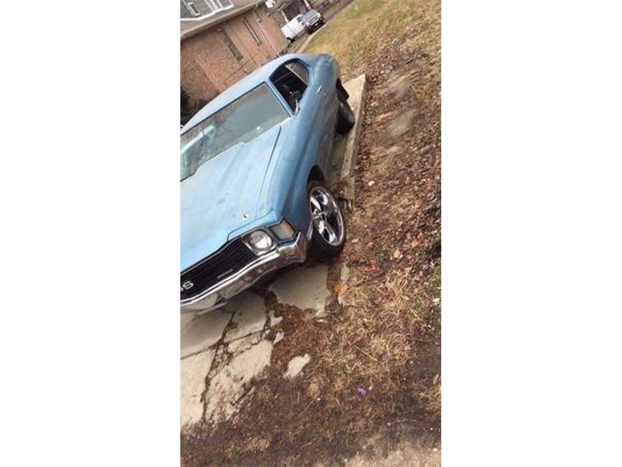 1972 Chevrolet Chevelle (CC-1255223) for sale in Long Island, New York