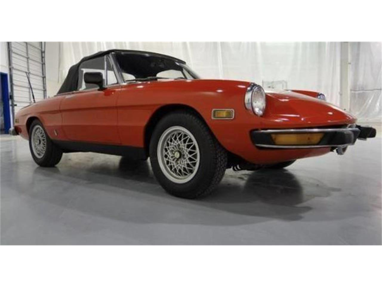 1974 Alfa Romeo Spider (CC-1255243) for sale in Long Island, New York