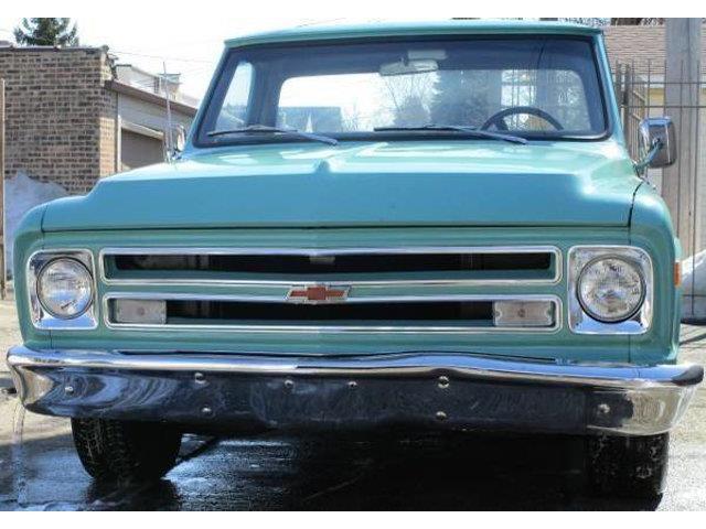 1968 Chevrolet Van (CC-1255248) for sale in Long Island, New York