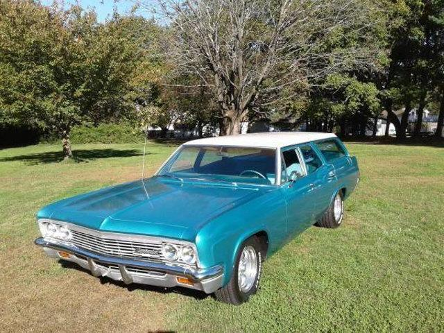 1966 Chevrolet Bel Air (CC-1255281) for sale in Long Island, New York