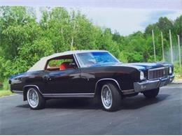 1971 Chevrolet Monte Carlo (CC-1255305) for sale in Long Island, New York
