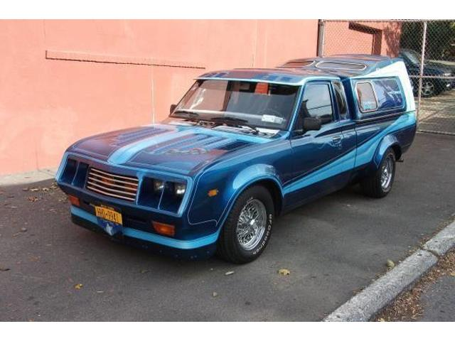 1977 Datsun Pickup