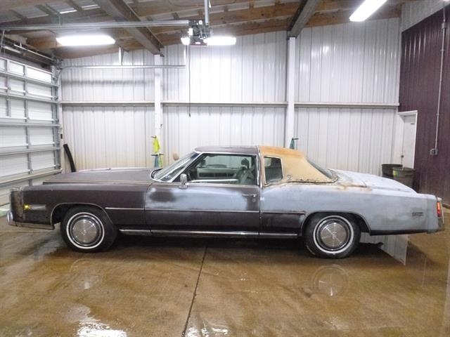 1975 Cadillac Eldorado (CC-1250531) for sale in Bedford, Virginia