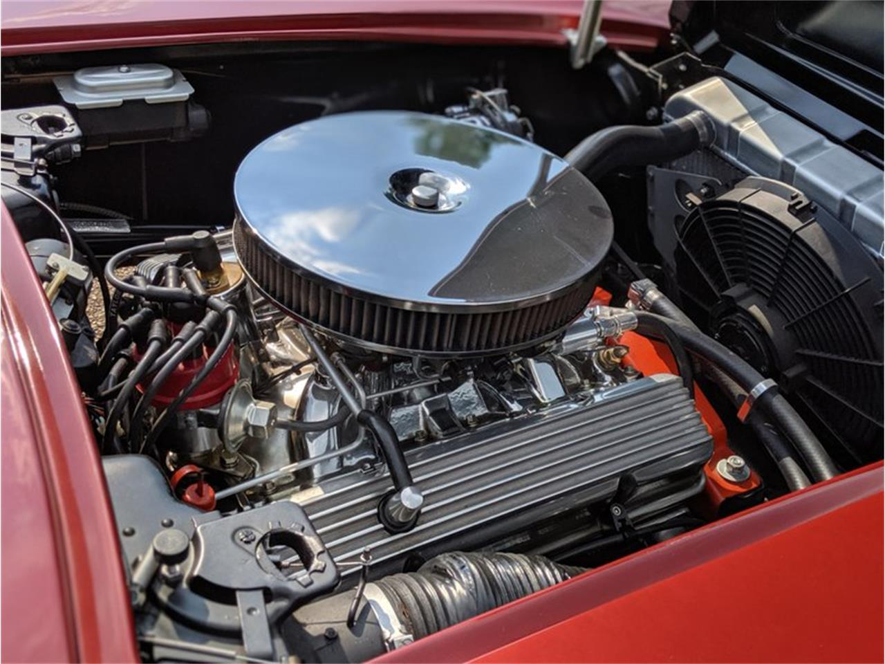1961 Chevrolet Corvette (CC-1250532) for sale in Greensboro, North Carolina