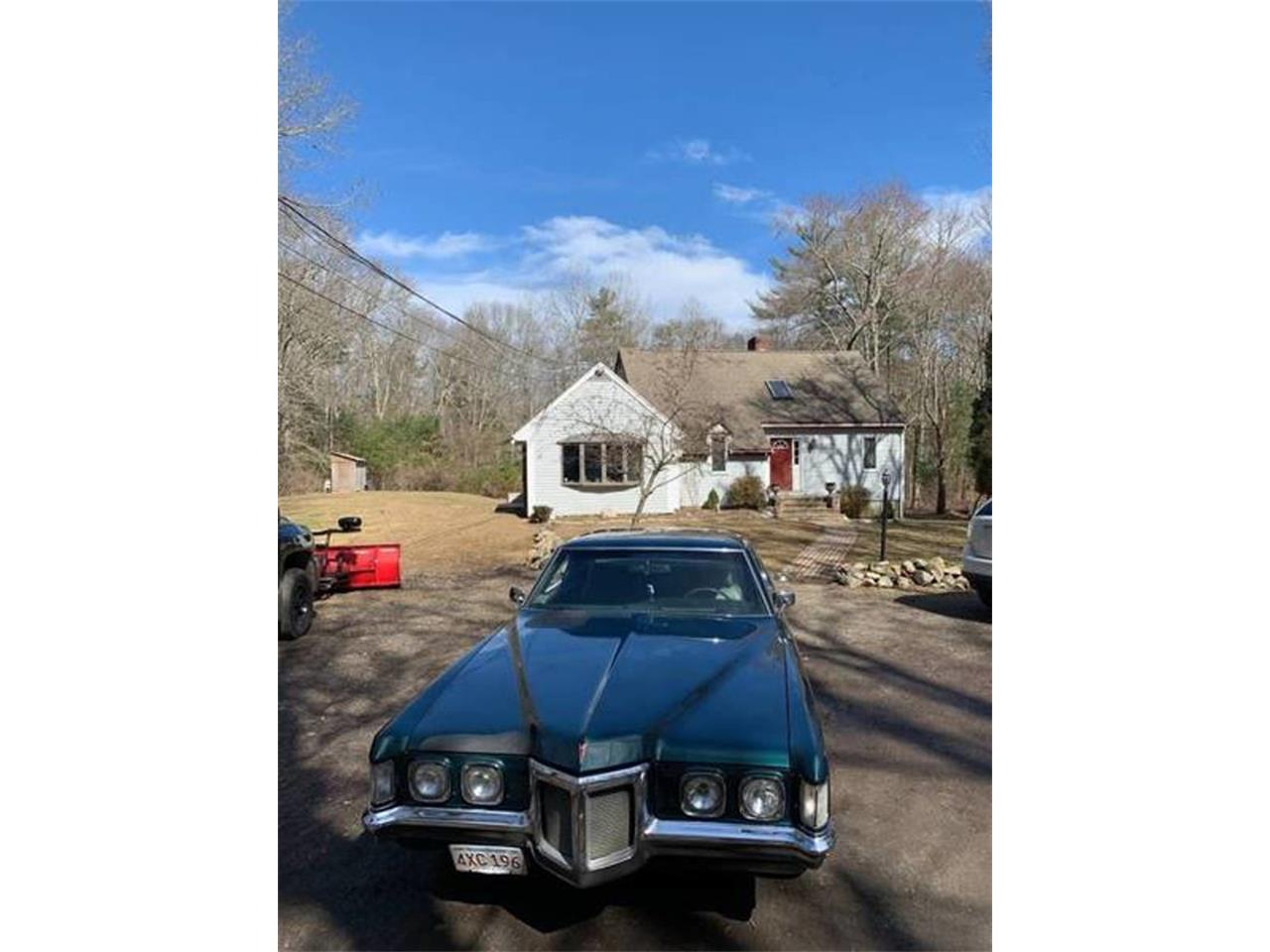 1969 Pontiac Grand Prix (CC-1255324) for sale in Long Island, New York