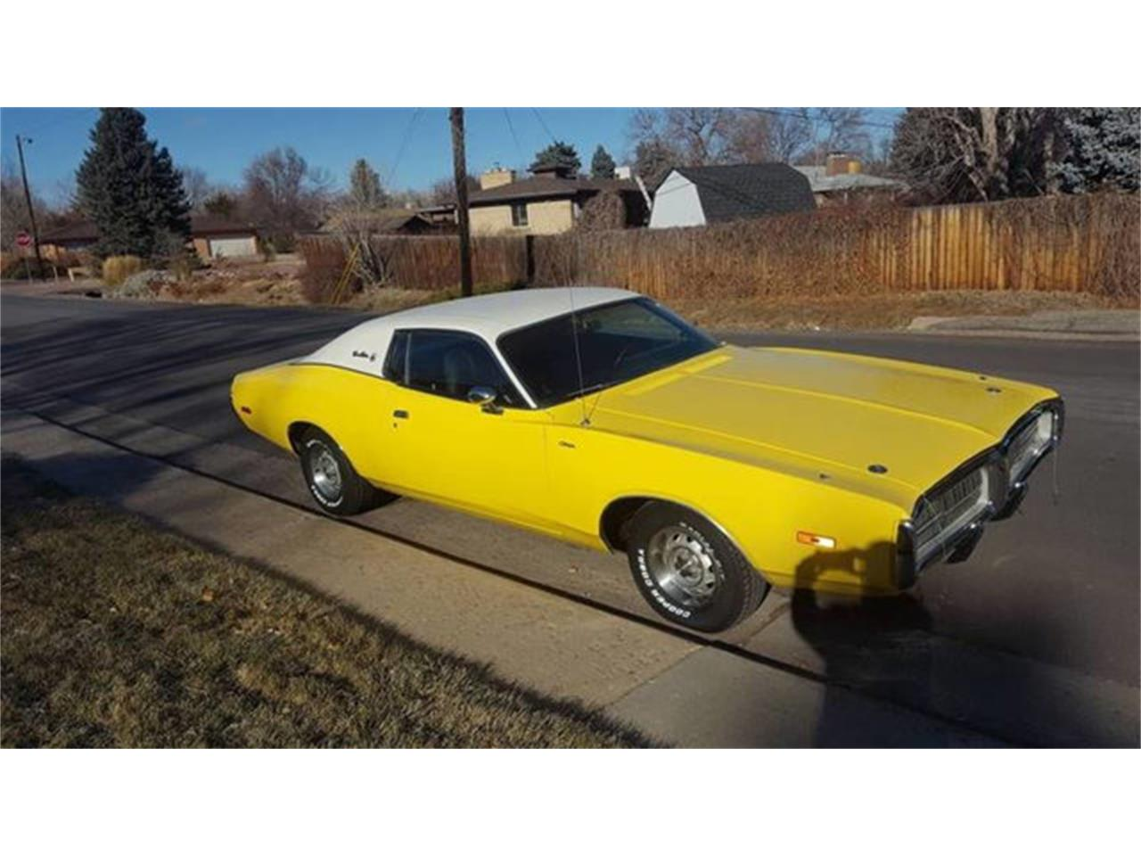 1972 Dodge Charger (CC-1255328) for sale in Long Island, New York