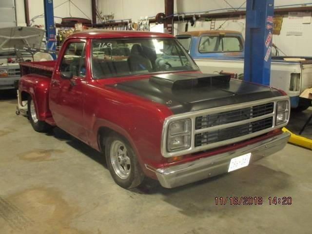 1979 Dodge Pickup (CC-1255332) for sale in Long Island, New York