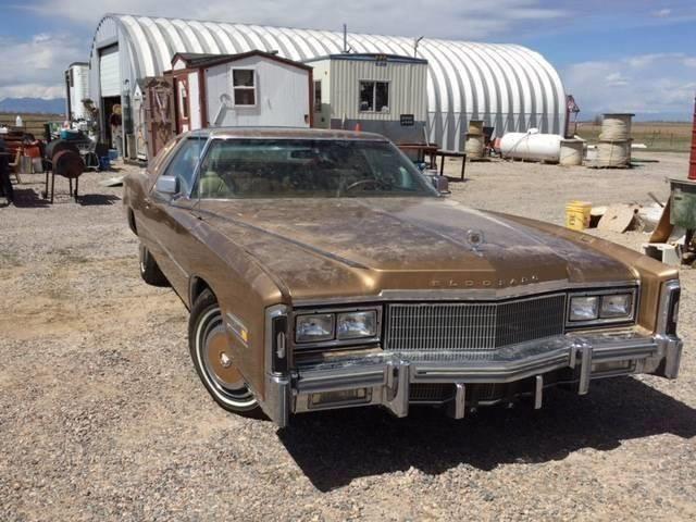 1977 Cadillac Eldorado (CC-1255333) for sale in Long Island, New York