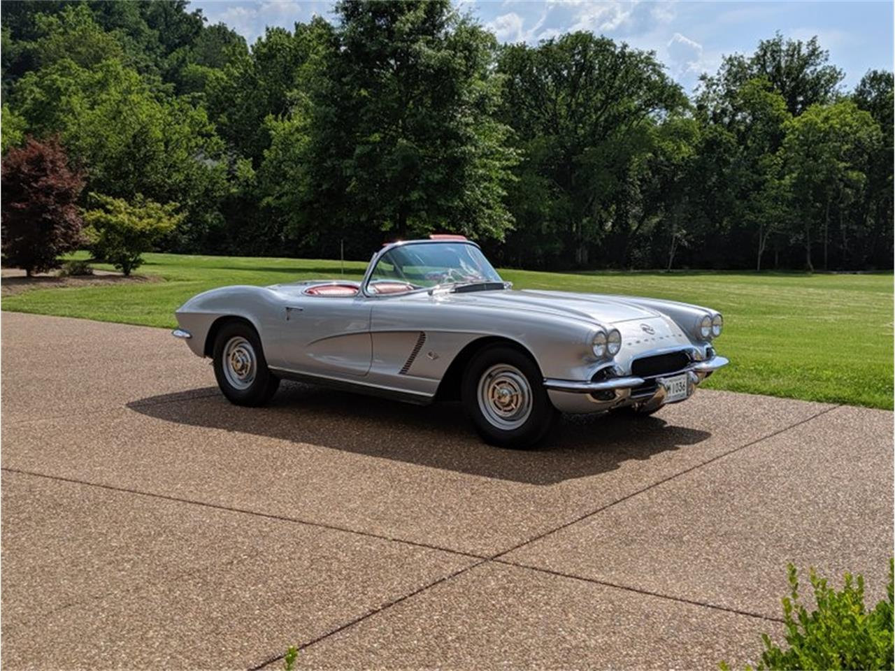 1962 Chevrolet Corvette (CC-1250534) for sale in Greensboro, North Carolina