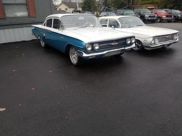 1960 Chevrolet Bel Air (CC-1255341) for sale in Long Island, New York